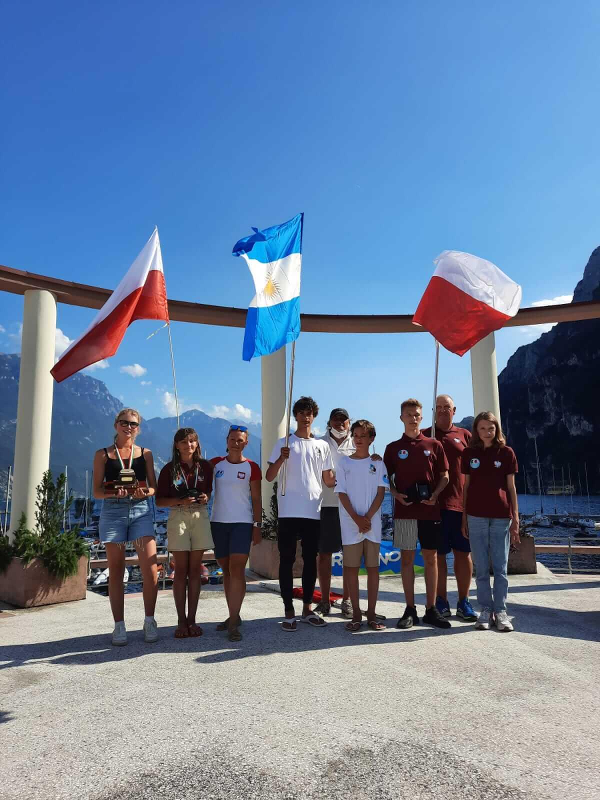 Campeonato Mundial de Cadet - Italia 2021
