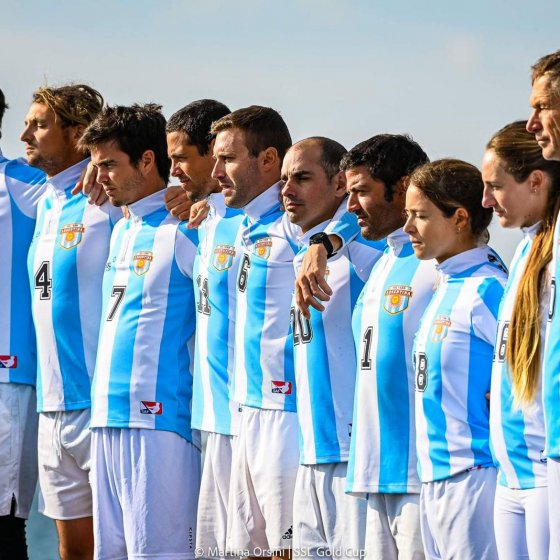 Equipo Argentino SSL Gold Cup