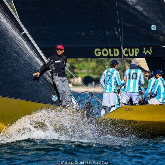 Equipo Argentino en regata en la SSL Gold Cup - 3