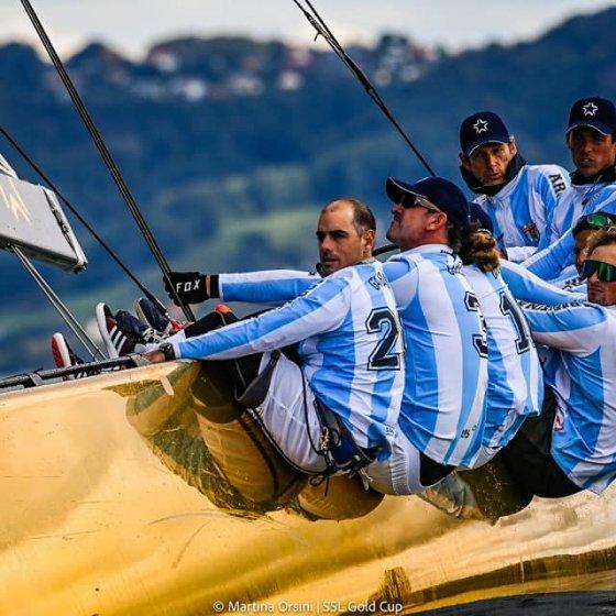 SSL Gold Cup - Test Event - Foto del Equipo Argentino 2