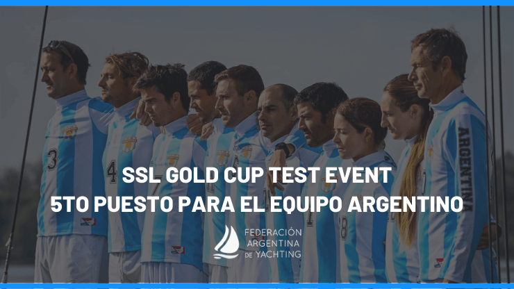 SSL Gold Cup - Test Event